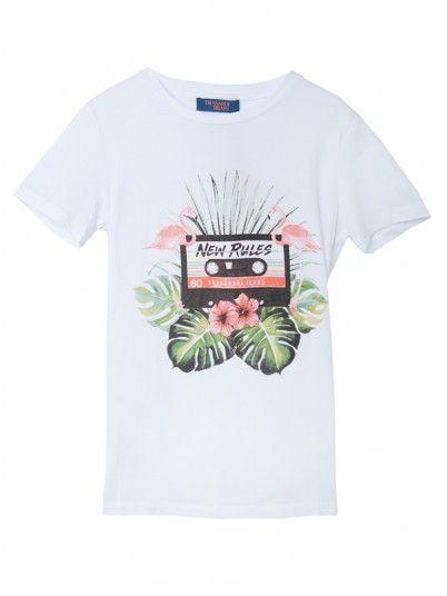 T-Shirt Mulher Trussardi