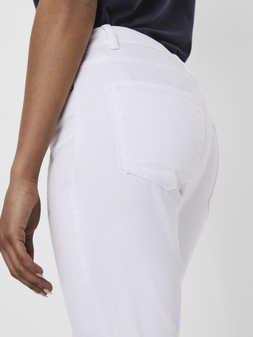 Pants Woman White Vero Moda