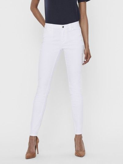 Pants Woman White Vero Moda