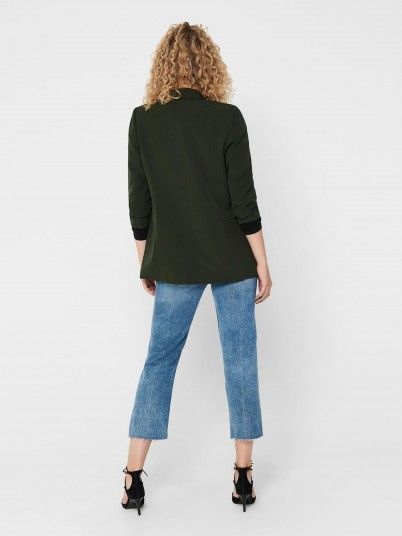 Blazer Woman Dark Green Only