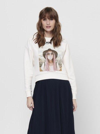 Sweatshirt Mulher Ziggy Only