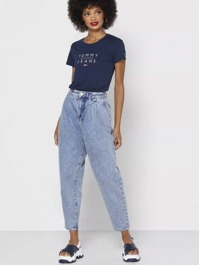 Jeans Mulher Marcia Tommy Jeans