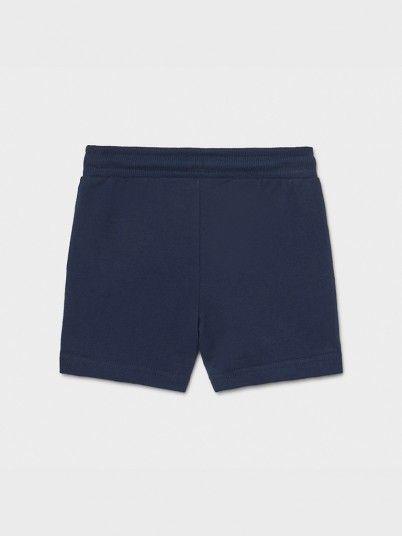Shorts Baby Boy Navy Blue Mayoral