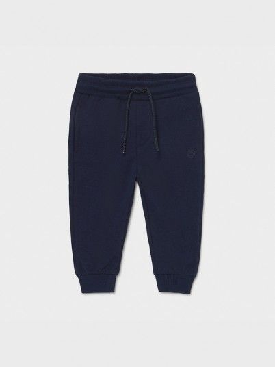 Pants Baby Boy Navy Blue Mayoral