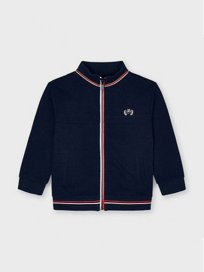 Jacket Boy Navy Blue Mayoral