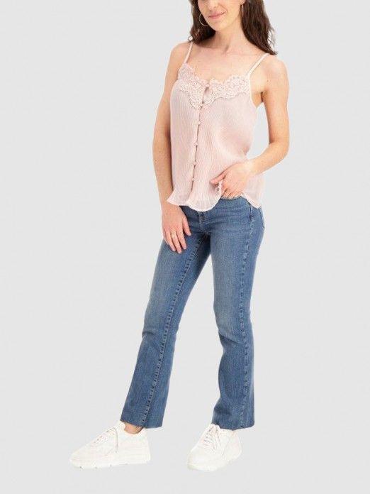 Top Mulher Ruby Vero Moda