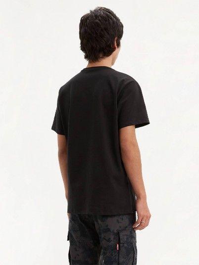 T-Shirt Homem Graphic Levis