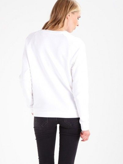 Sweatshirt Mulher Relaxed Graphic Levis