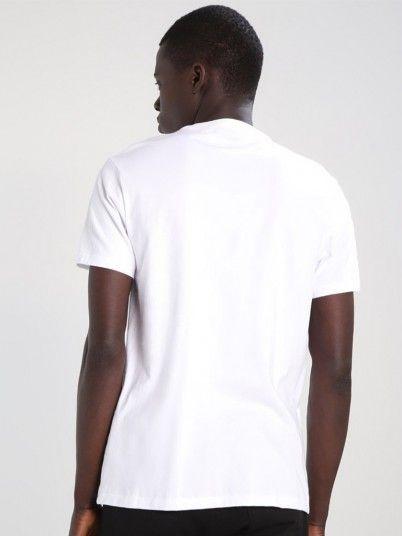 T-Shirt Man White Levis