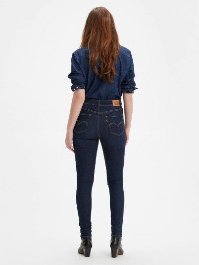 Jeans Mulher 720™ High Rise Super Skinny Levis