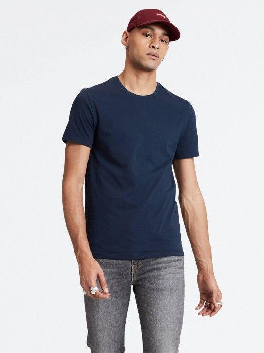 T-Shirt Homem Slim 2 Pack Levis