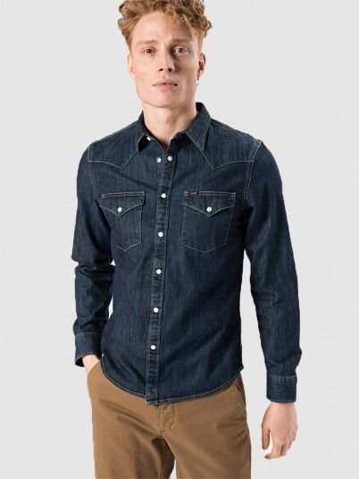 Camisa Homem Lee