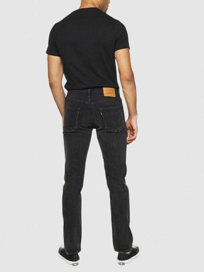 Pants Man Black Levis