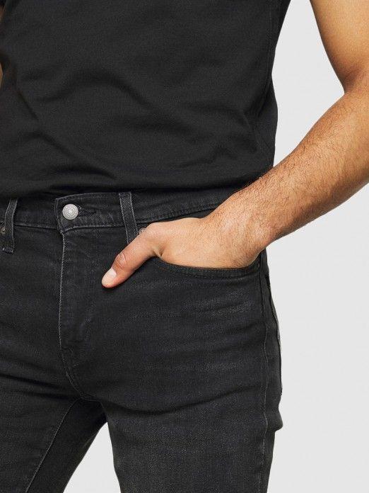 Pants Man Black Levis