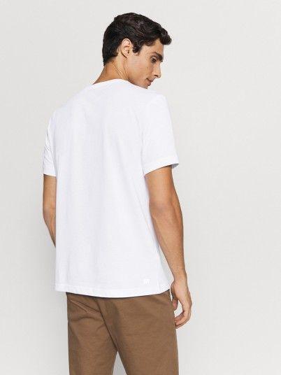 T-Shirt Homem Lacoste