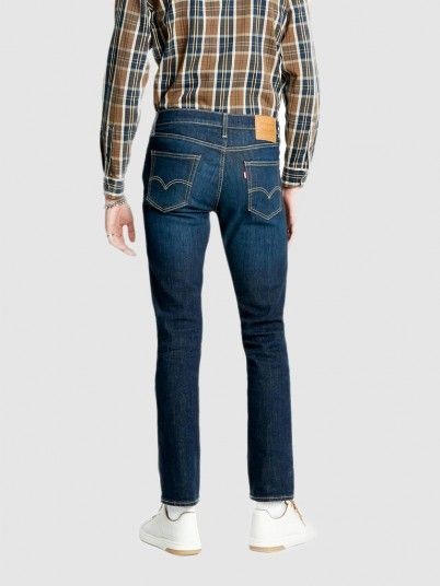 Jeans Man Dark Jeans Levis