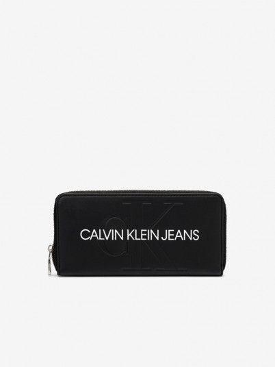 Carteira Mulher Around Calvin Klein