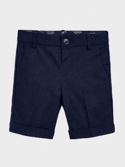 Shorts Boy Navy Blue Mayoral