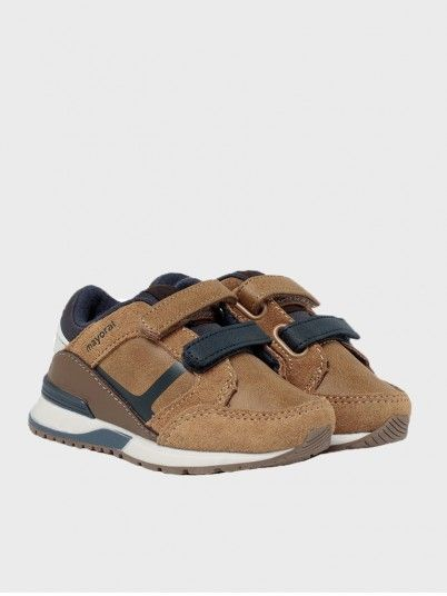 Sneakers Baby Boy Camel Mayoral