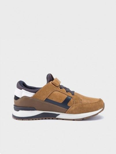 Sneakers Boy Camel Mayoral