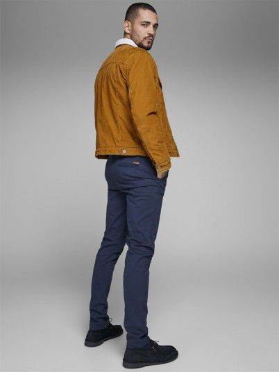 Pants Man Navy Blue Jack & Jones