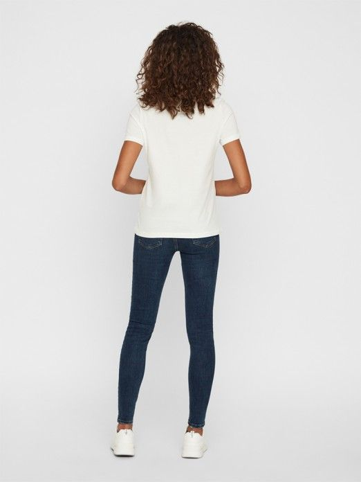 T-Shirt Mulher Asta Vero Moda