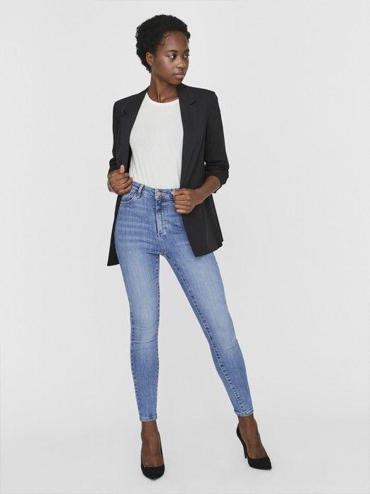 Blazer Mulher Chic Vero Moda