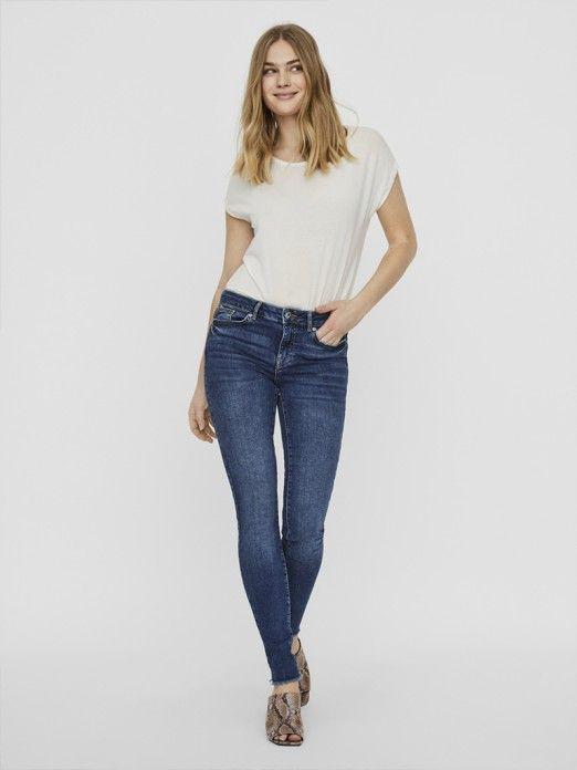Jeans Mulher Hanna Vero Moda