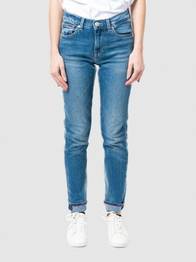 Jeans Mulher Evelin Tommy Jeans