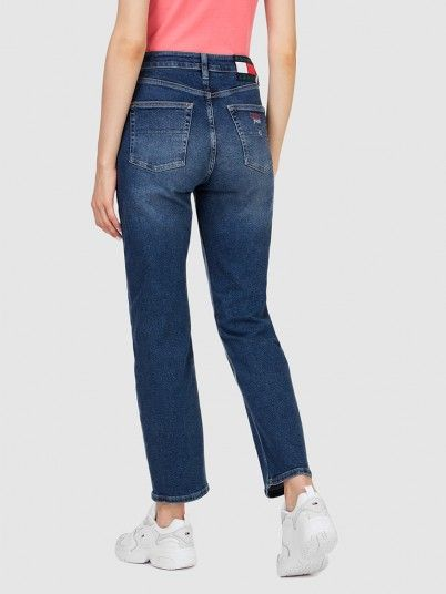 Jeans Mulher Save Tommy Jeans