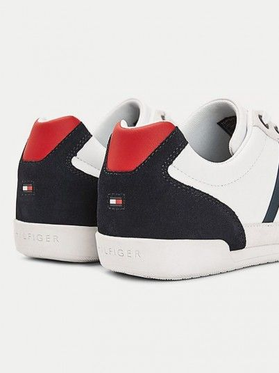 Sneakers Man White Tommy Jeans