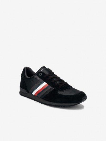Sneakers Man Black Tommy Jeans
