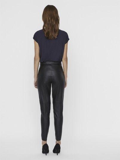 Leggings Woman Black Vero Moda