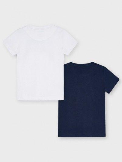 Pack de 2 T-Shirts Menino Mayoral