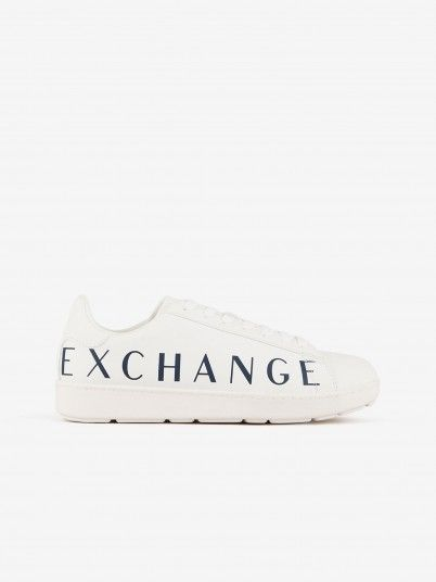 Sneakers Man White Armani Exchange