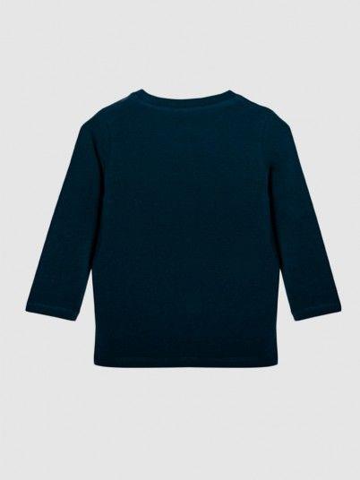 Sweatshirt Menino Mickey Name It