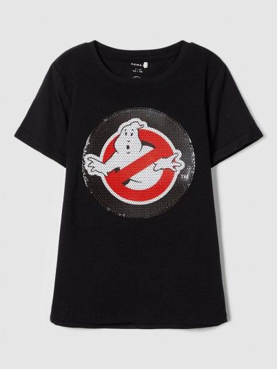 T-Shirt Menino Ghostbusters Name It