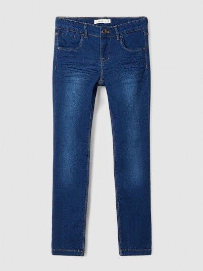 Jeans Boy Dark Jeans Name It