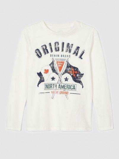 Sweatshirt Menino Vux Name It