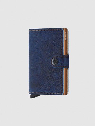 Wallet Man Dark Blue Secrid