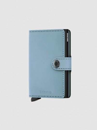 Wallet Woman Blue Secrid