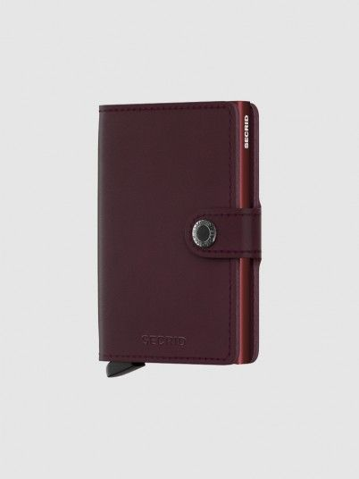 Wallet Man Bordeaux Secrid