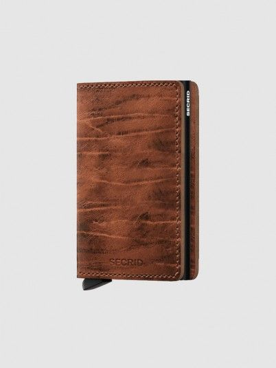 Wallet Man Brown Secrid