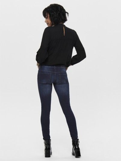 Jeans Woman Dark Jeans Only