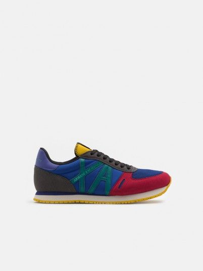 Sneakers Man Multicolor Armani Exchange