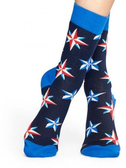 Meia Homem Nautical Happy Socks