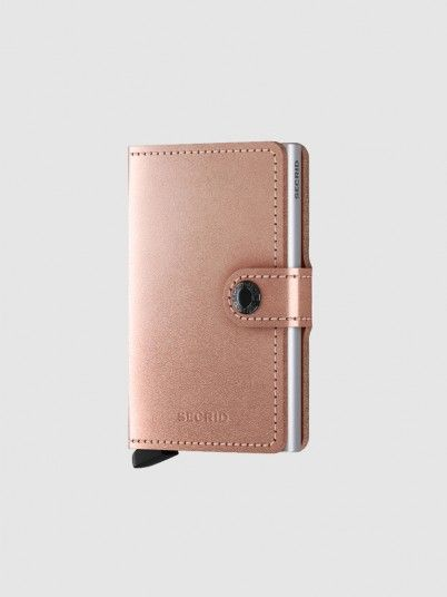 Wallet Woman Rose Secrid