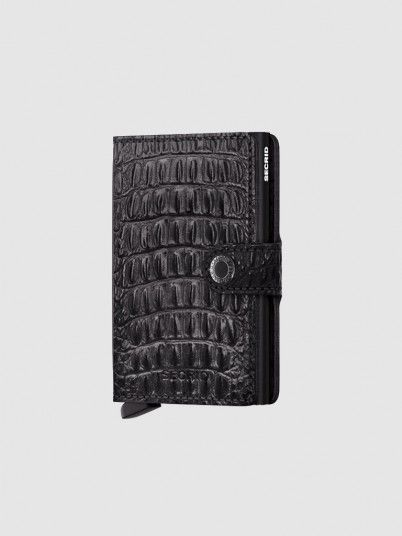Wallet Woman Black Secrid