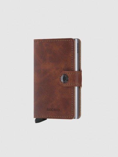 Wallet Man Brown Secrid