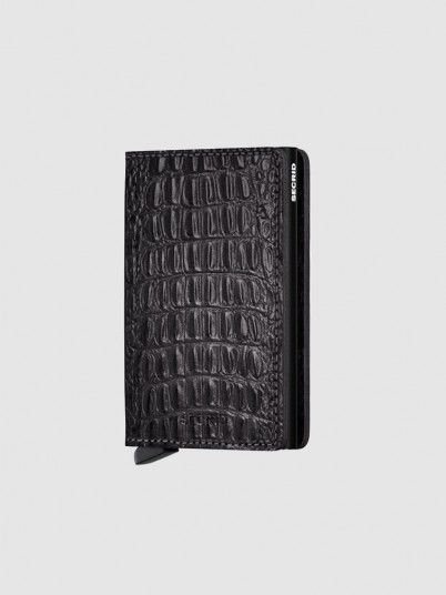 Wallet Man Black Secrid